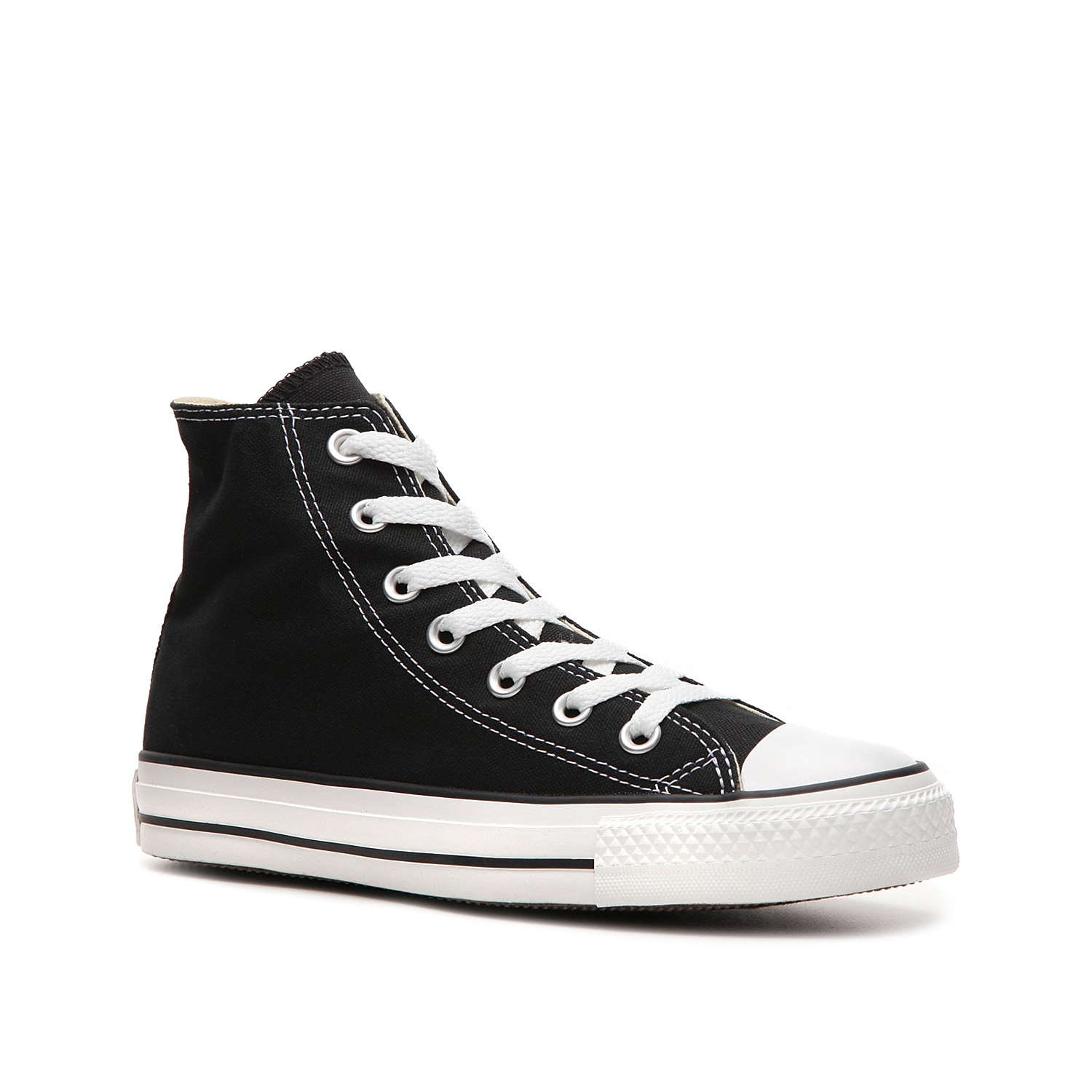 The iconic styling of the women\\\'s high-top Converse Chuck Taylor All Star sneaker will never go out of style. Incorporate this classic shoe into your casual wardrobe and make it your own.