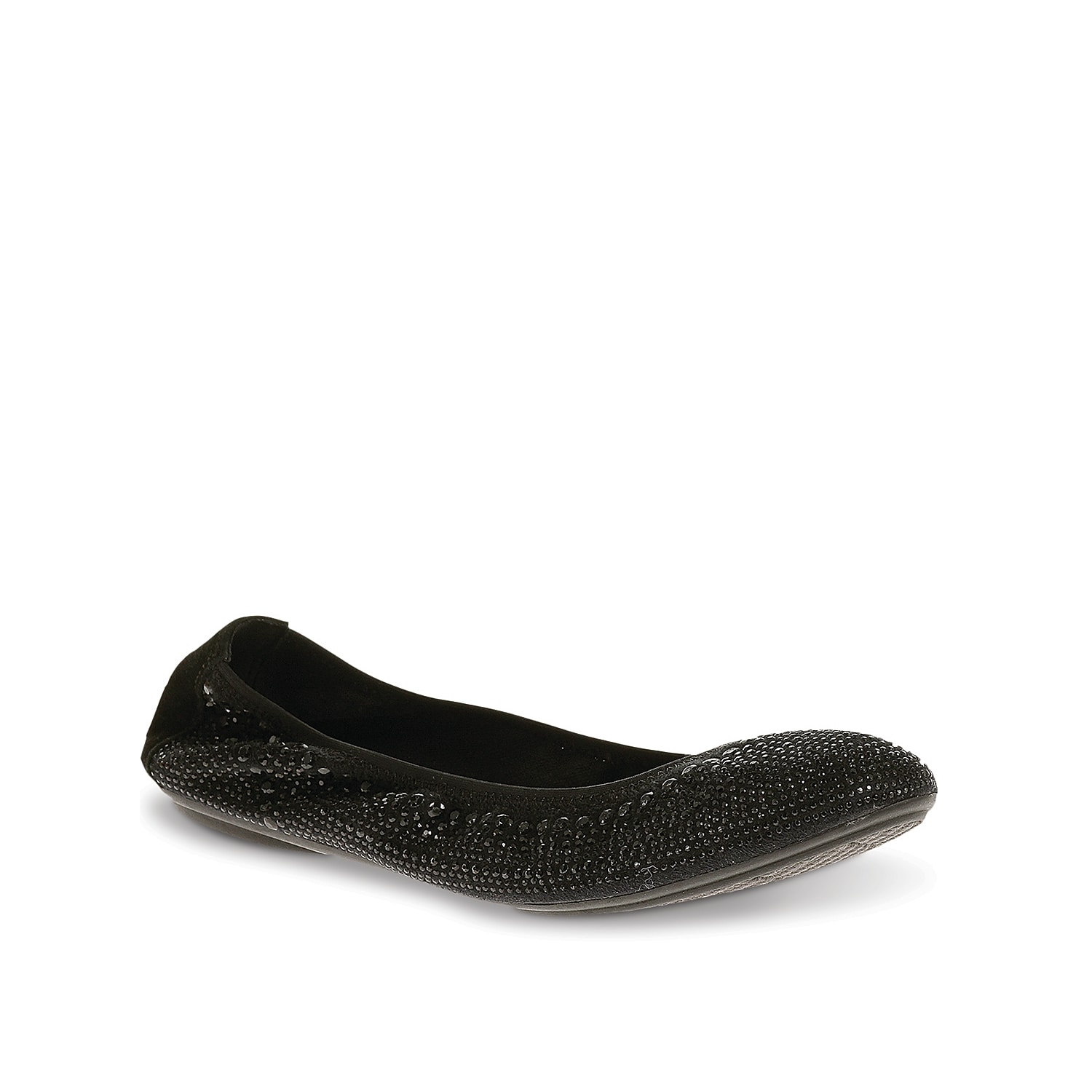 Stay comfortable in the Hush Puppies Chaste ballet slip-on. This flat features WaveReflex® technology for superior flexibility that will take you wherever you need to go!