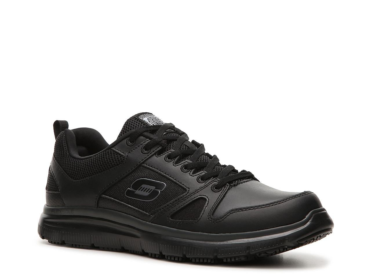 Skechers Relaxed Fit Flex Advantage SR Work Shoe