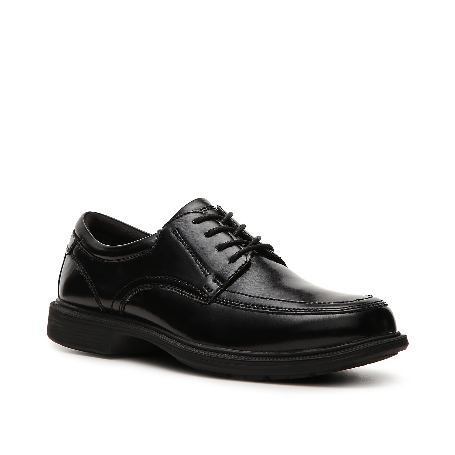 Put your best looking foot forward in the Bourbon Street oxford from Nunn Bush. With quality craftsmanship and comfort features, this leather lace-up shoe will become a favorite in no time!