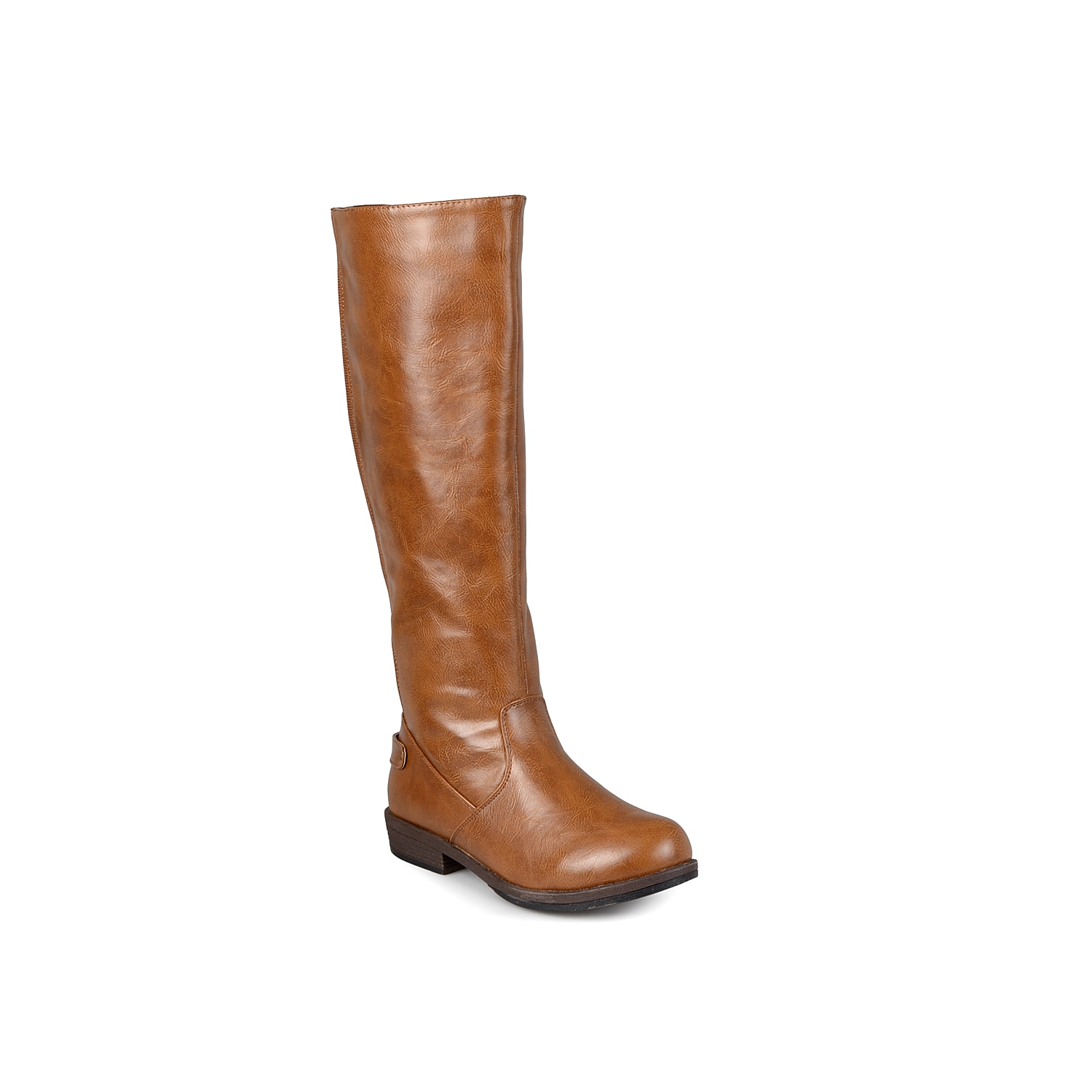 Classic and versatile, the Lynn knee high boot from Journee Collection will become your go-to tall boot pick this season!Click here for Boot Measuring Guide.