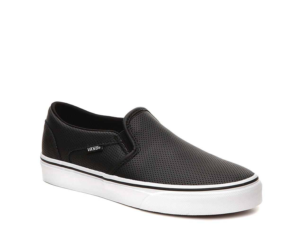 Asher Perforated Slip-On Sneaker - Women's