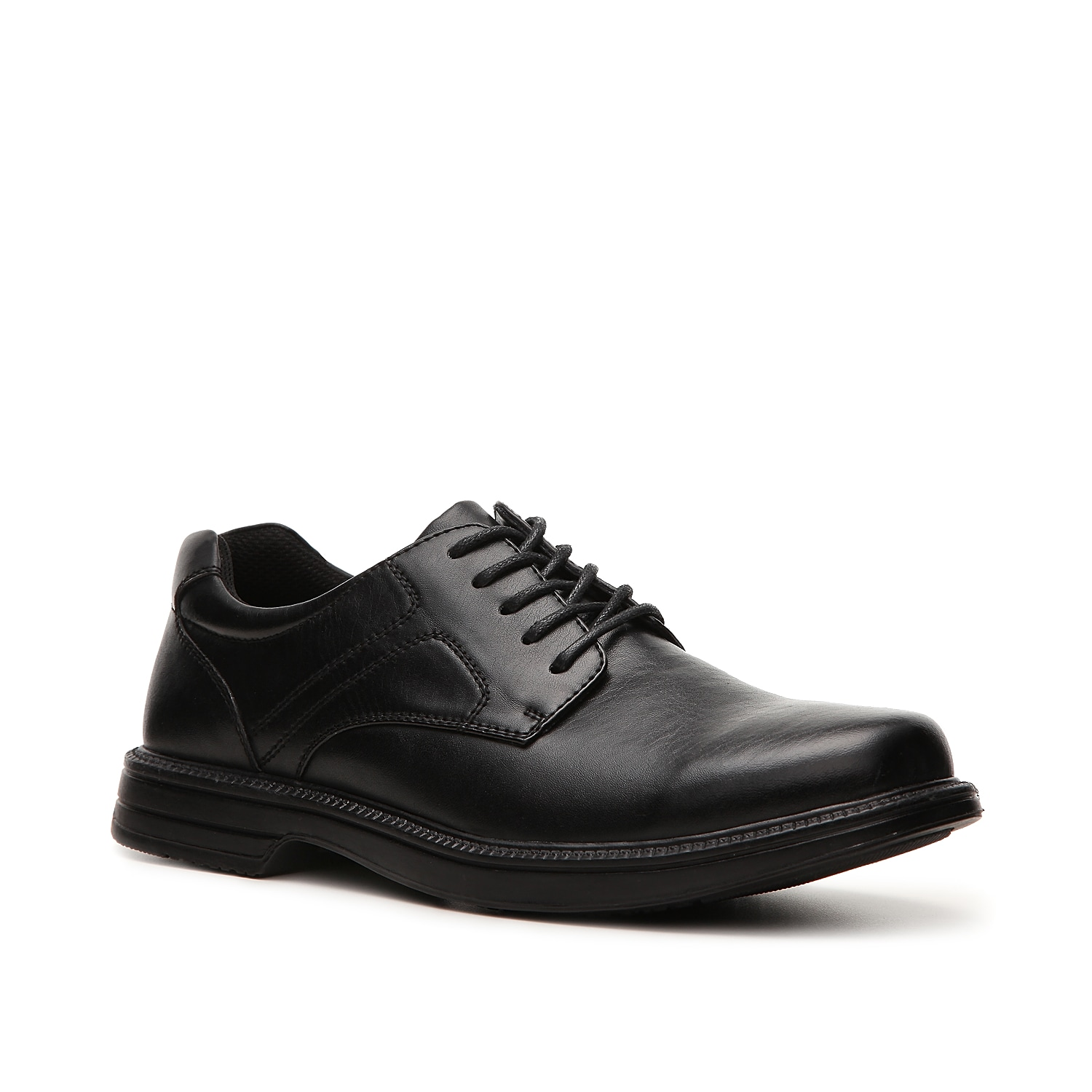 Extremely versatile and comfortable, the Nu Times oxford from Deer Stags will take you just about anywhere you want to go! This waterproof leather shoe features a S.u.p.r.o. Sock® footbed with memory foam cushioning to provide exceptional comfort.