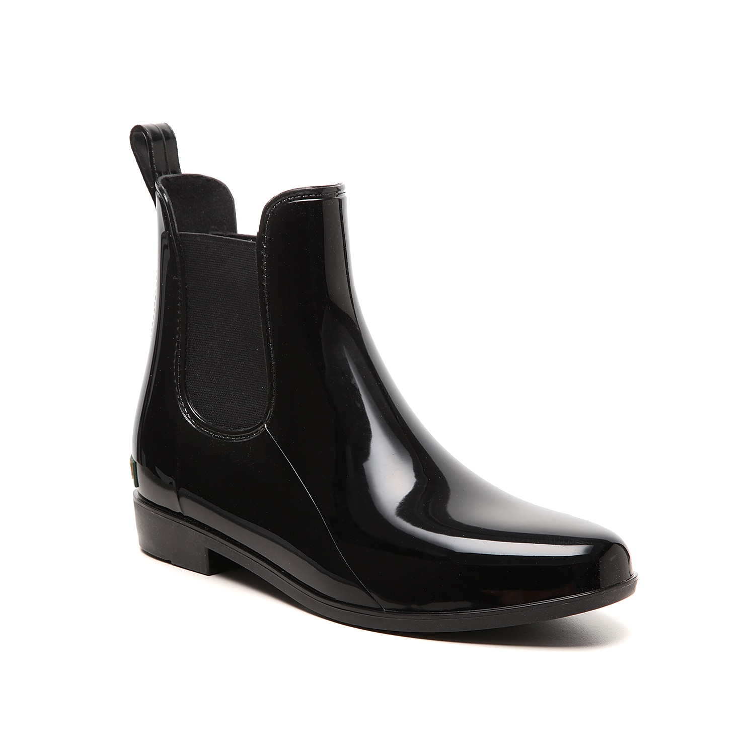 Brave the storm in the Tally rain boots from Lauren Ralph Lauren. With a trendy Chelsea boot design, these cute wellies will keep your feet dry and stylish on those wet and gloomy days!Click here for Boot Measuring Guide.