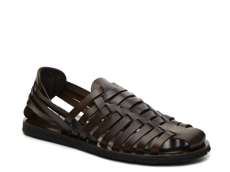 Mercanti Fiorentini Woven Huarache Sandal   DSW