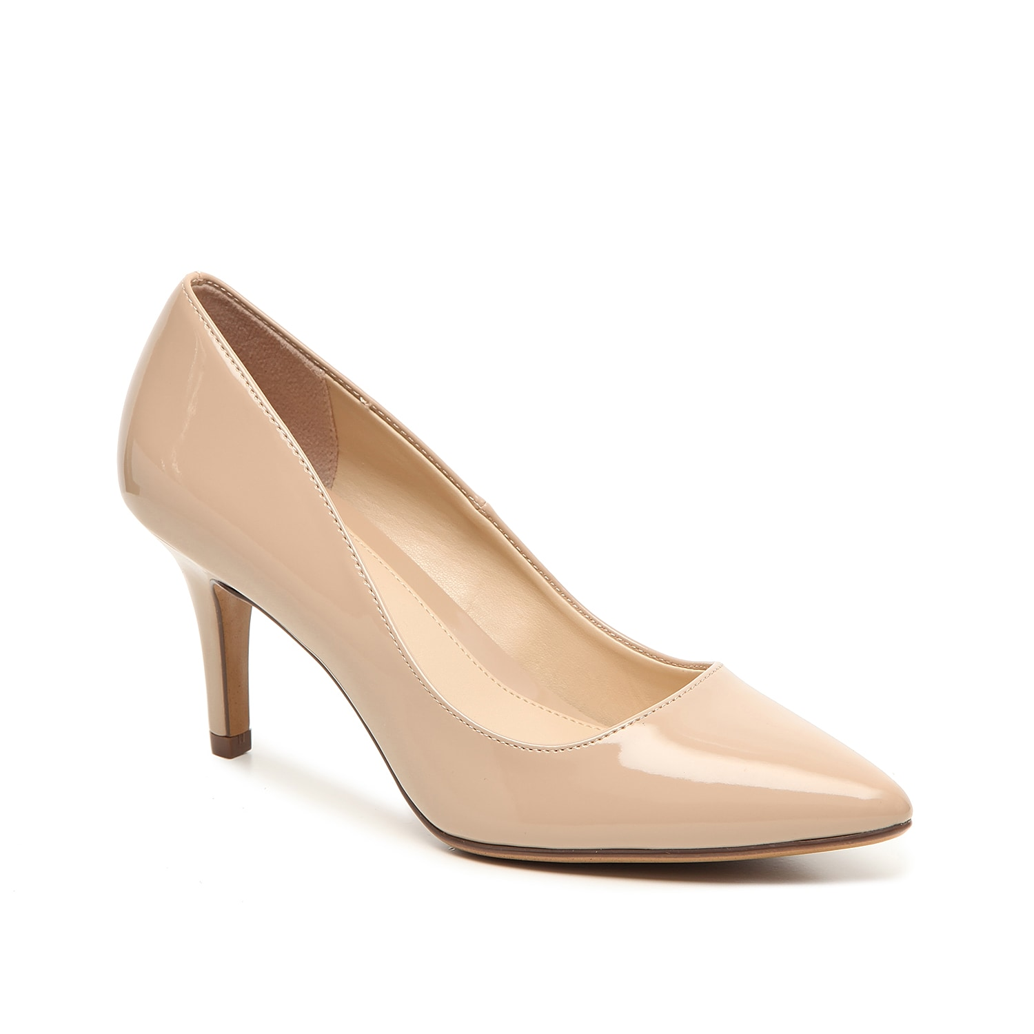 A quick and easy pointed toe pump from Kelly & Katie gives you versatility and style wherever you go! The Tess will do just that!