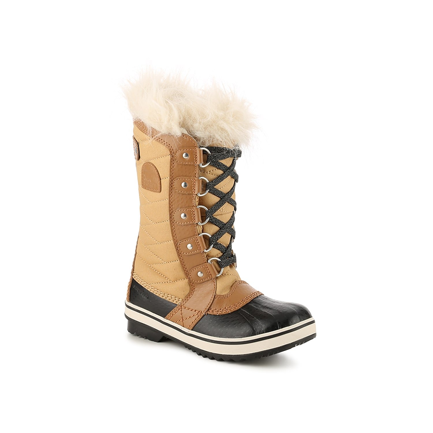 A kids boot that will keep her feet both protected and stylish, the Tofino II snow boot is a must have for the winter season!Not sure which size to order? Click here to check out our Kids' Measuring Guide! For more helpful tips and sizing FAQs, click here.