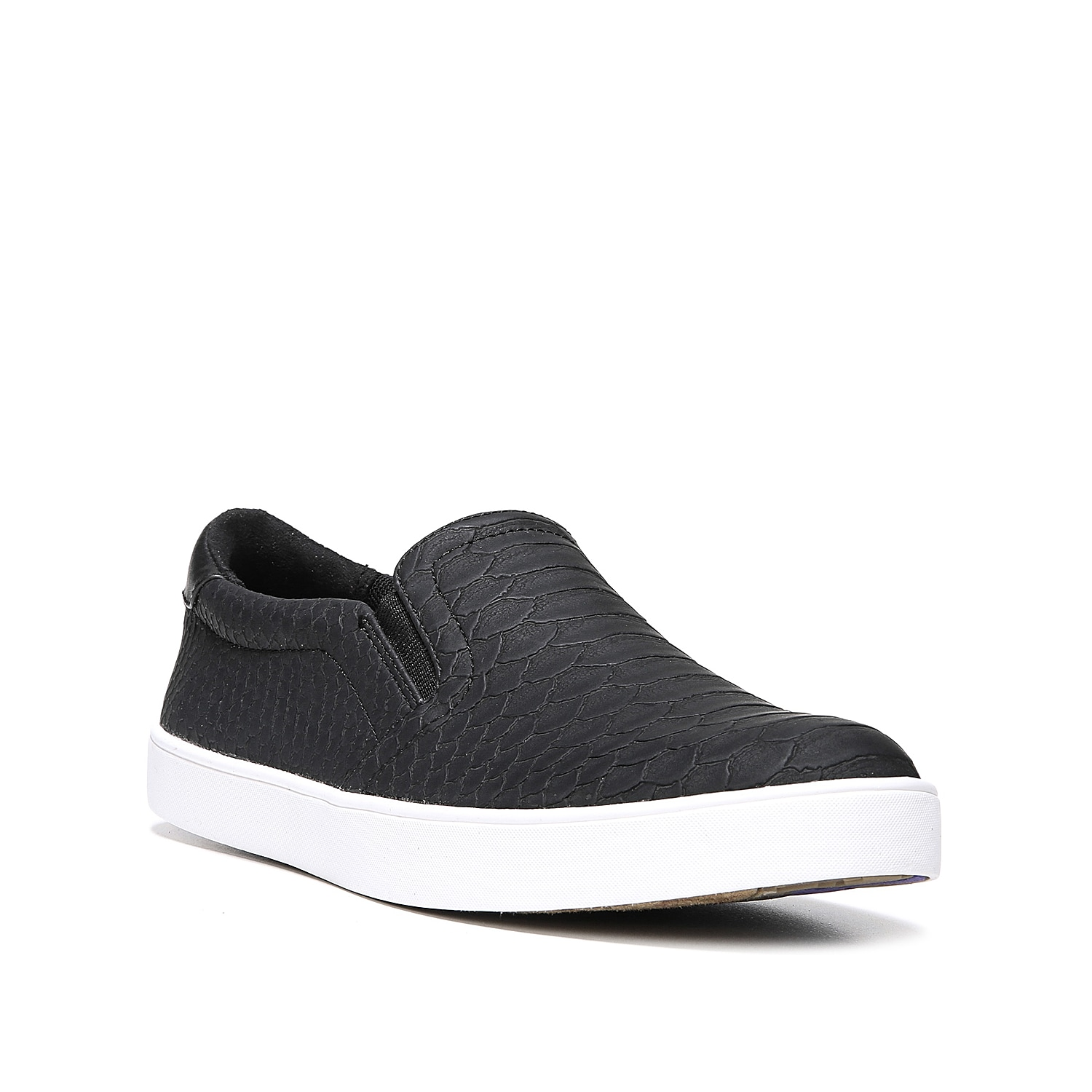 Slip on the  sporty and cute Madison sneaker and add some street style to your casual attire. These Dr. Scholl\\\'s flats feature a memory foam insole to keep your feet feeling great with your on-the-go athleisure lifestyle.