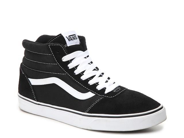 Ward Hi Suede High-Top Sneaker - Men's