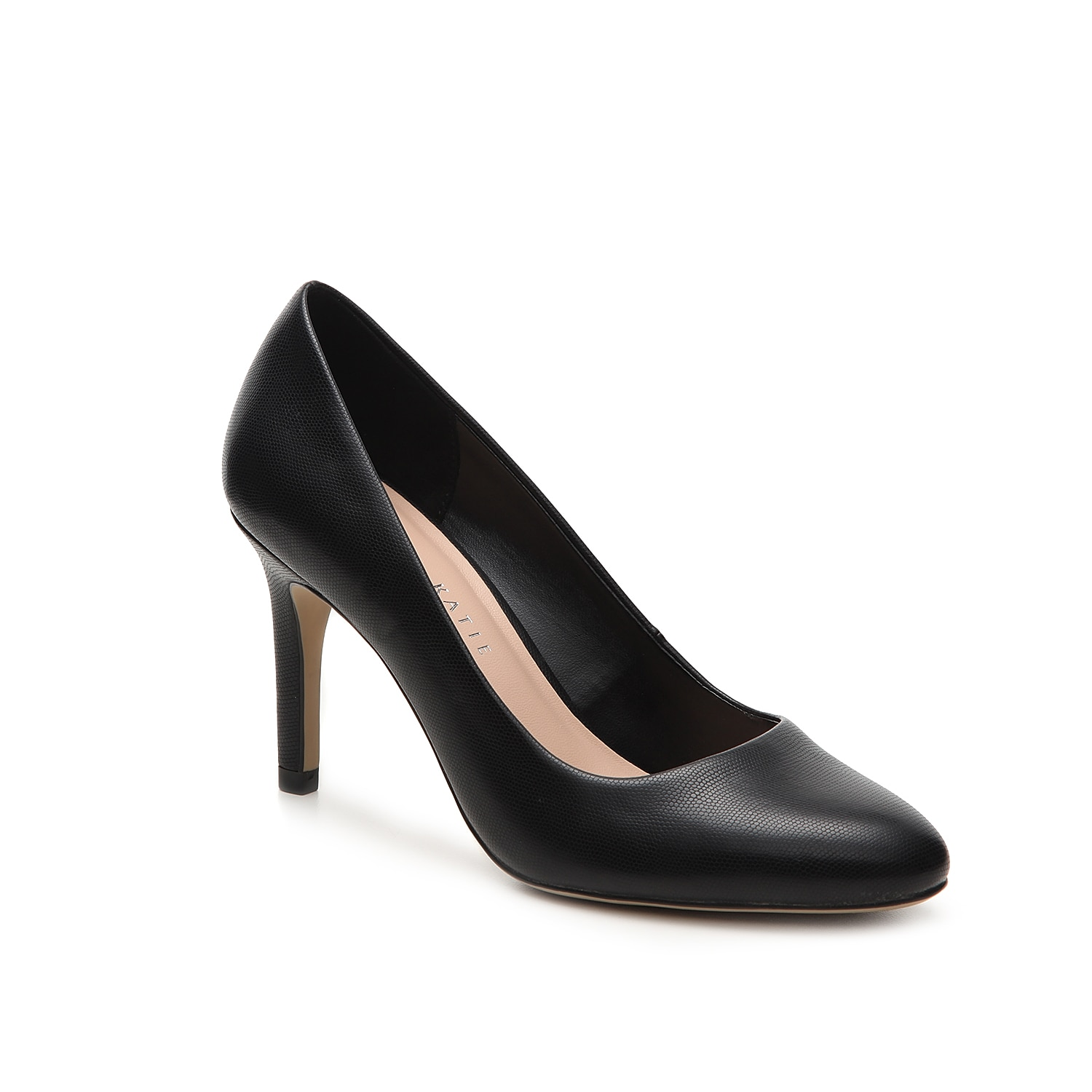 For a classic style that you can pair easily with your favorite skinny jeans or dresses, you\\\'ll want to add the Kelly & Katie Tiana pump to your heel collection.