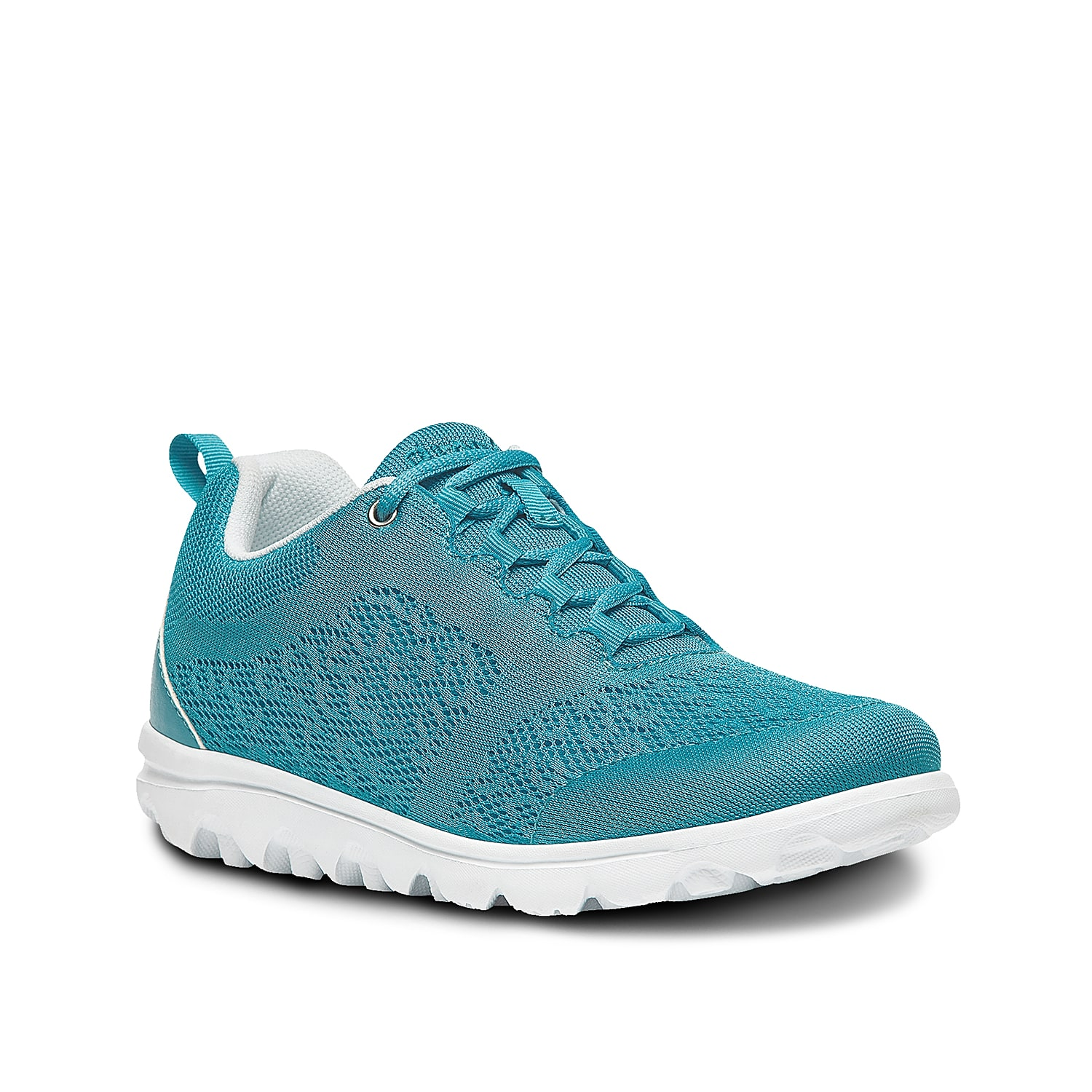 The lightweight TravelTek™ outsole only available from Propet and ready for your active lifestyle. This flexible shoe is a great travel companion, easy to pack, wear and accessorize.