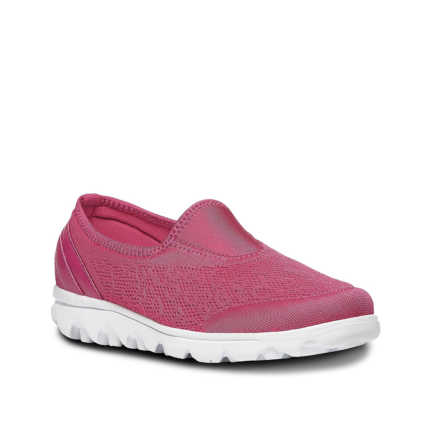 Slip on the Travel from Propet for an easy and lightweight sneaker that is perfect for your active lifestyle.