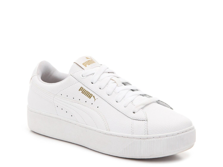 Puma Vikky Platform Sneaker - Women's   DSW