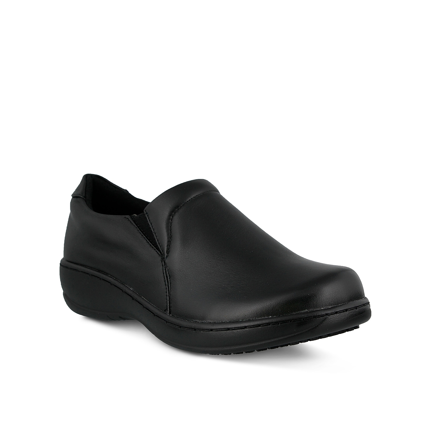 Work can\\\'t stop you! Slip on the Woolin clog from Spring Step for a truly comfortable all-day shoe.