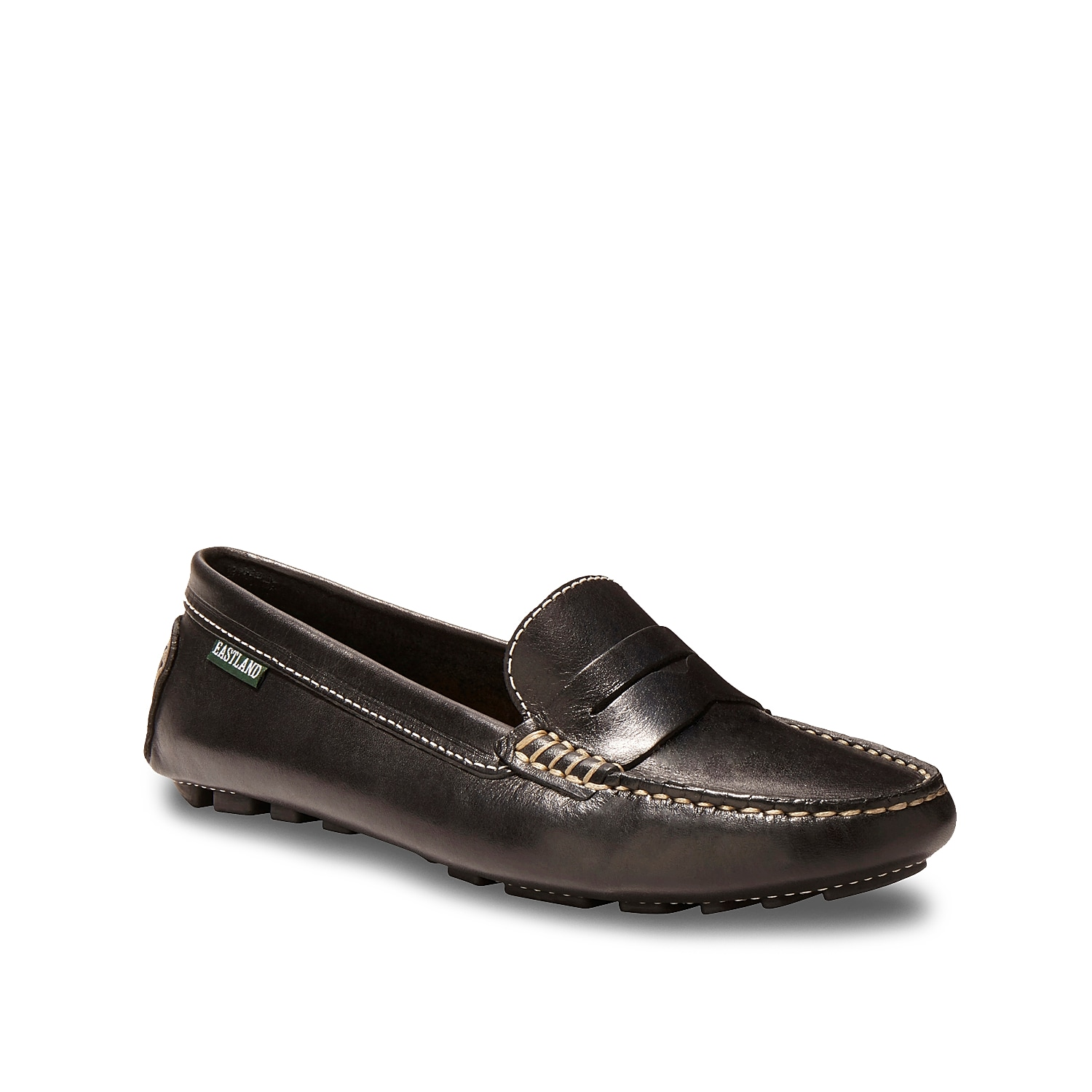 Streamlined style looks and feels effortless when you slip on the Patricia driving moccasin from Eastland.