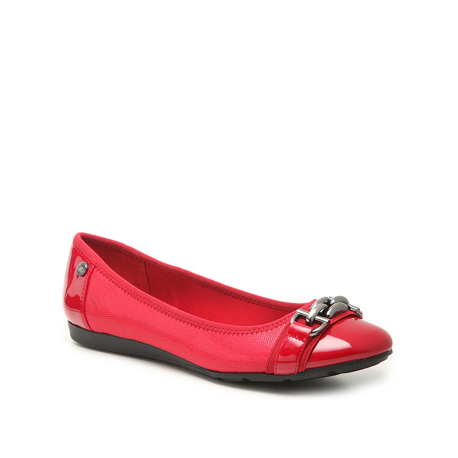 For a classic look that will stay in style for seasons to come, go with the Sport Alexa ballet flat from Anne Klein!