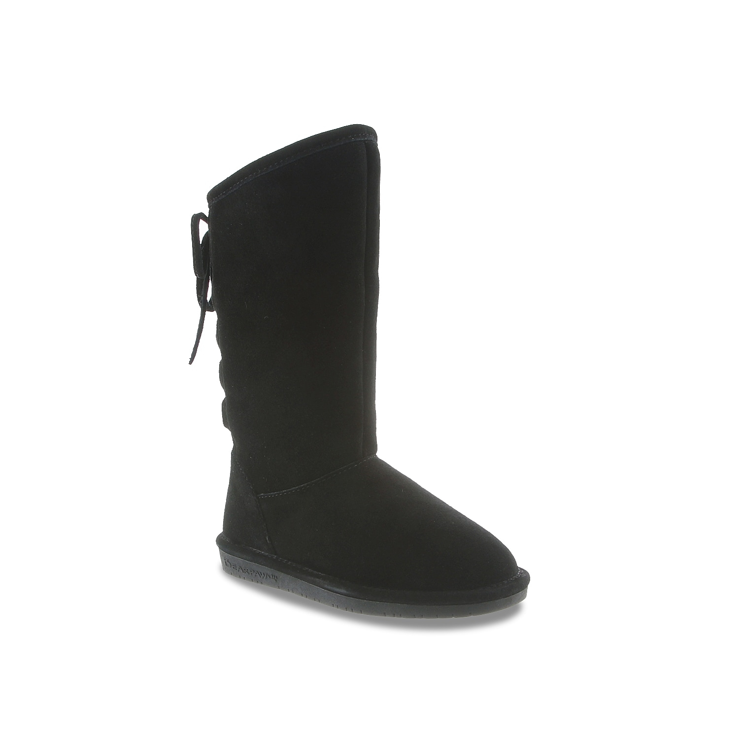 A kids boot that\\\'s cozy, cute, and fun, the Phylly from Bearpaw is perfect for keeping her feet warm and dry this winter season!Not sure which size to order? Clickhereto check out our Kids' Measuring Guide! For more helpful tips and sizing FAQs, clickhere.