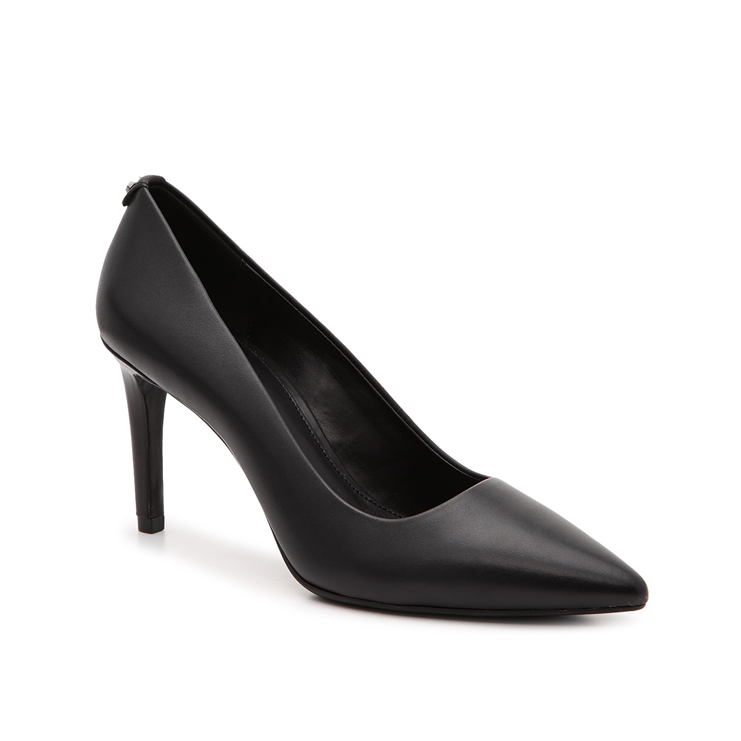 Keep in step with tradition when you wear these iconic pumps from Michael Michael Kors. The Dorothy stays true to sweet-and-simple style with a basic silhouette and just-right heel.