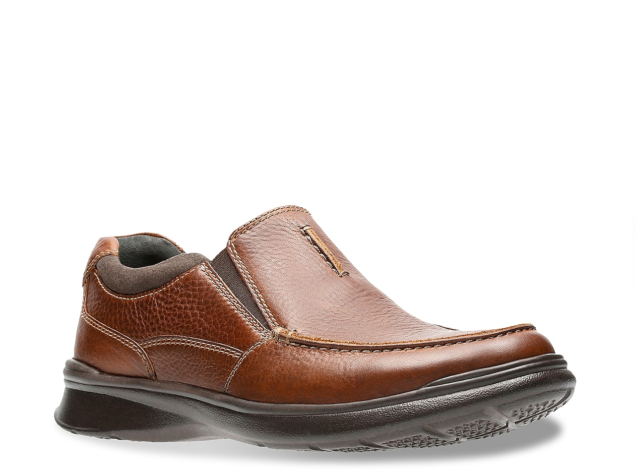 Clarks Cotrell Free Mens Casual Slip On Shoes