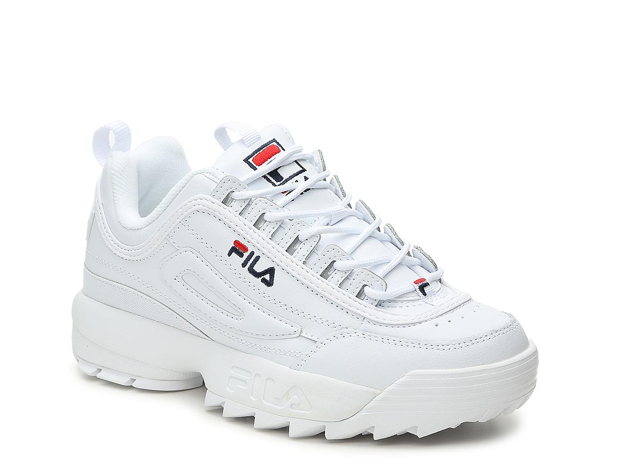 Sociedad préstamo Frente a ti  Fila Disruptor II Premium Sneaker - Women's Women's Shoes | DSW