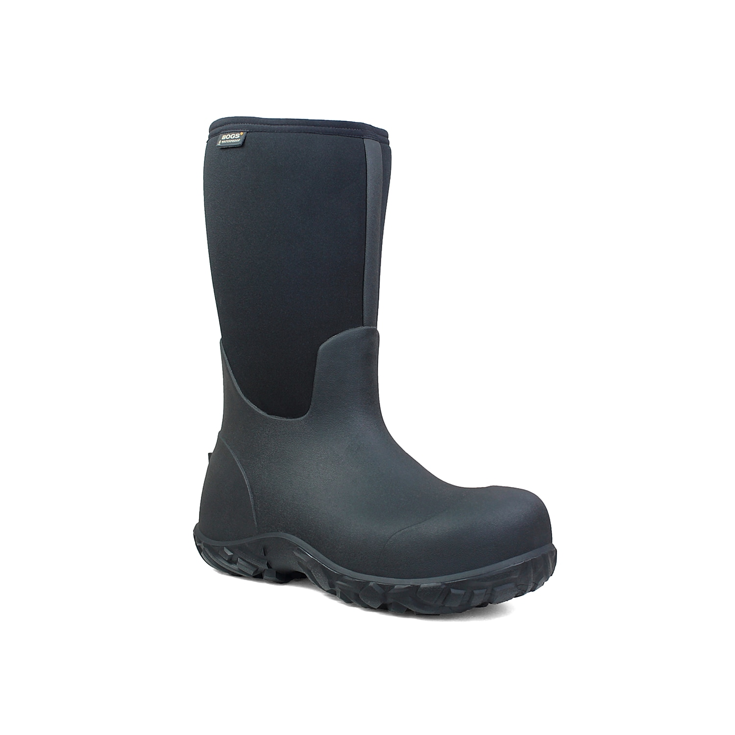 Prep for unexpected weather in these utility work boots made by Bogs. The Workman utility boot is waterproof and fully insulated with Neo-Tech subzero-rated lining to keep you going in cold, wet conditions. Lightweight Rebound cushioning seals this boot\\\'s guarantee on comfort.