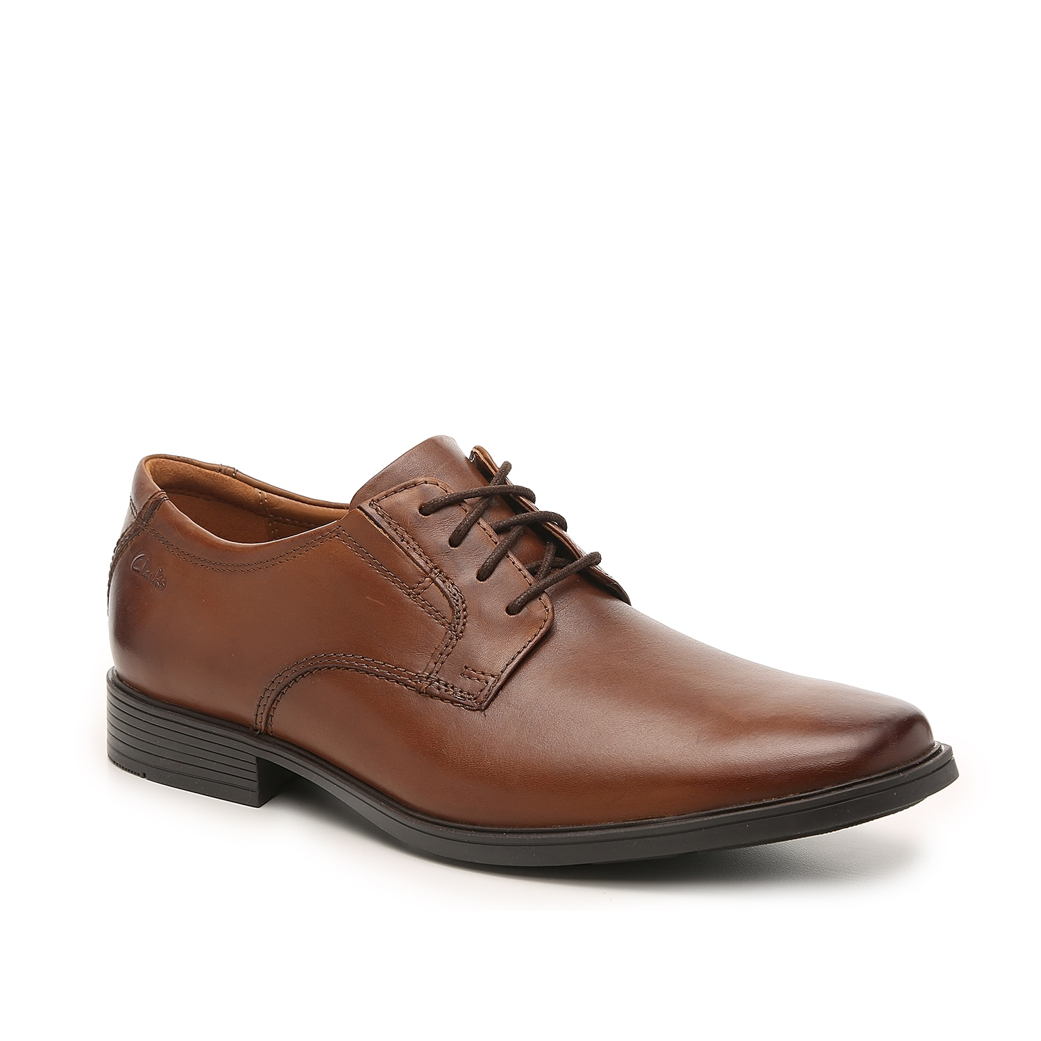 The lace-up Tilden oxford from Clarks will be perfect for dressing up or down. The leather upper and classic look will pair with anything from jeans to chinos!