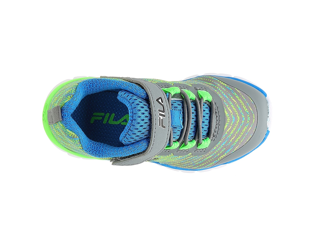 fila boys overfuel 2 running shoe review