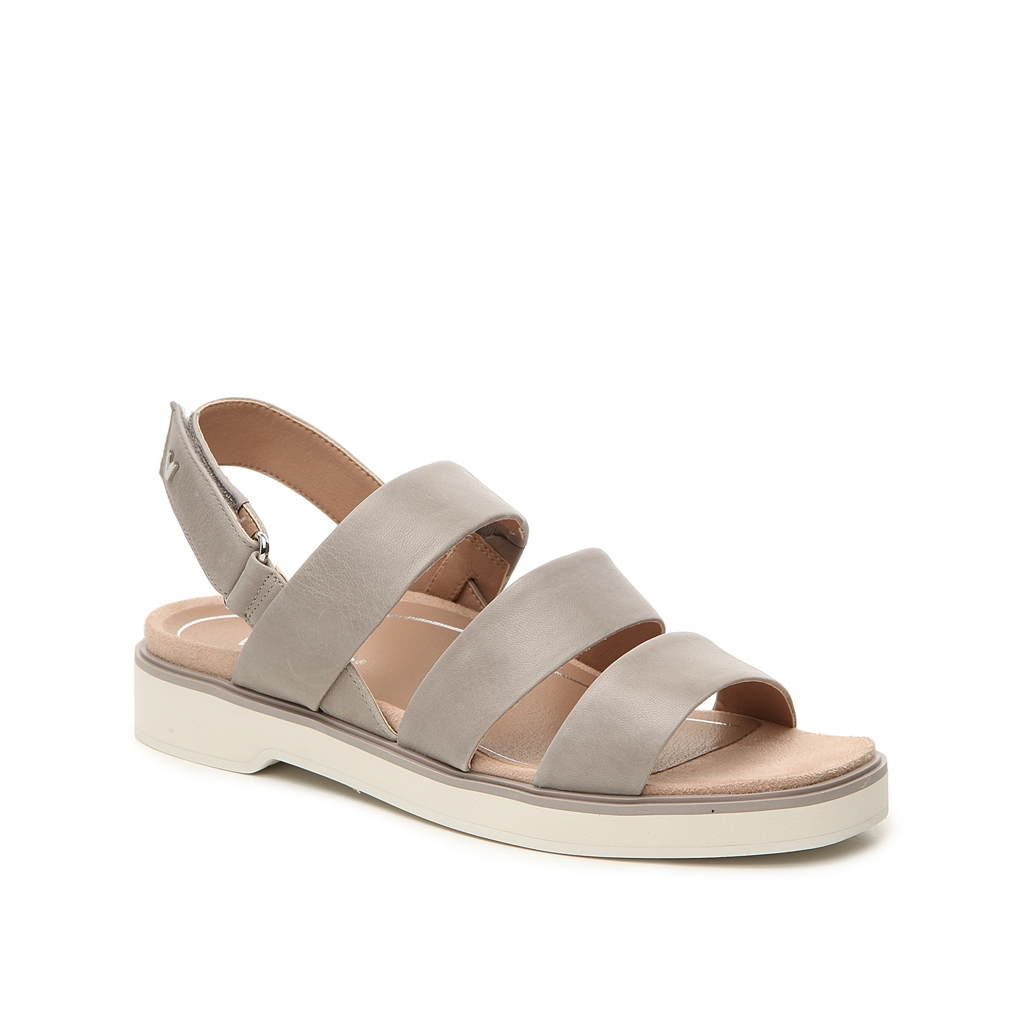 Tackle outdoor walks and summer strolling in these comfort-first sandals from Vionic. The Keomi feature a podiatrist-approved design that supports natural alignment with a biomechanical footbed and arched elevation.
