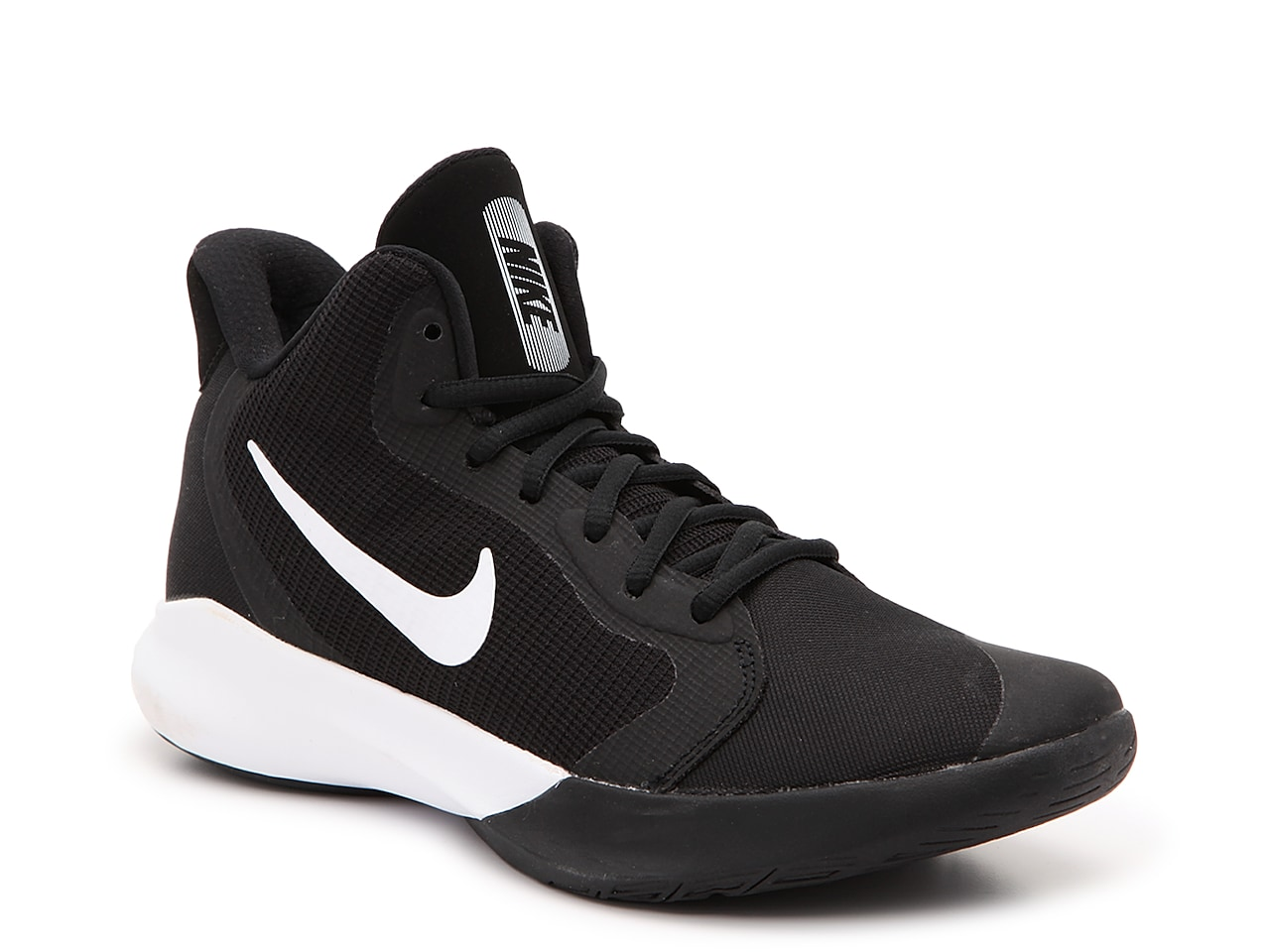 Air Precision III Basketball Shoe - Mens