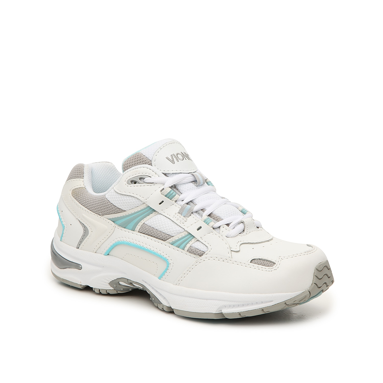 Every step you take will be comfortably efficient when you wear the Walker from Vionic. This women\\\'s walking shoe features a durable leather design and is backed by plenty of cushioning and padding for added stability.