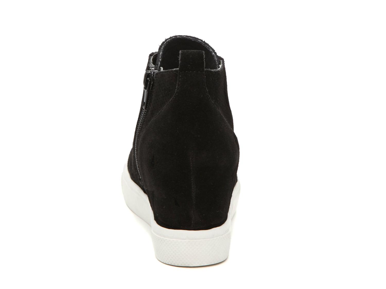 Steve Madden Wavery Wedge Sneaker   DSW