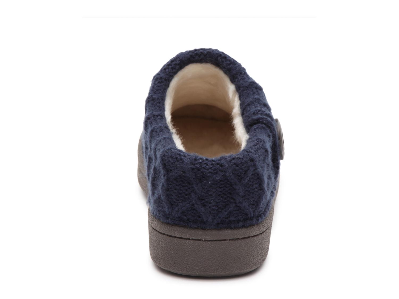Clarks Sweater Knit Scuff Slipper   DSW