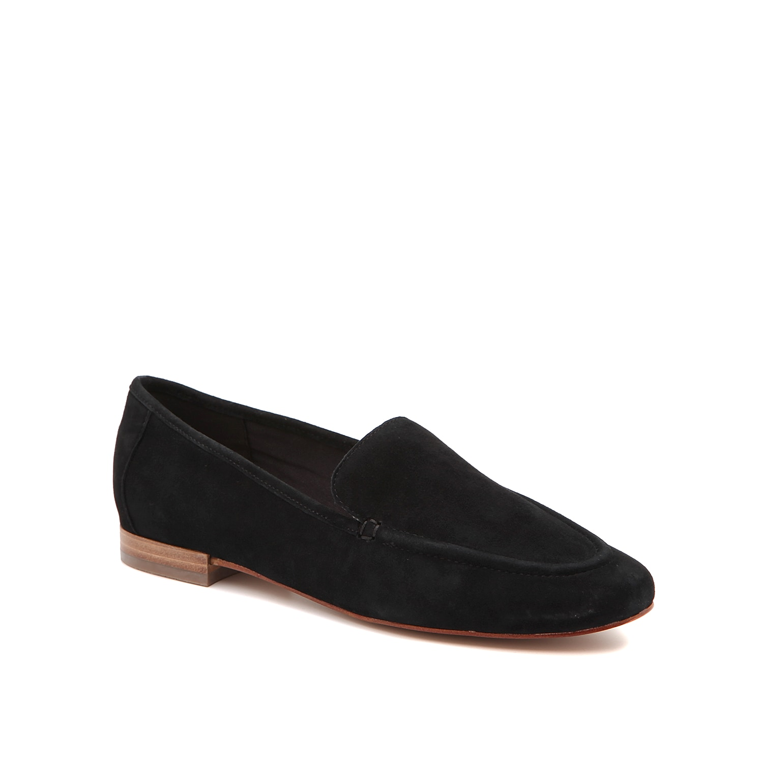 For upscale styling, slip on the Ybulla loafers from Aldo. These suede flats are streamlined in design for effortless matching with any closet combo.