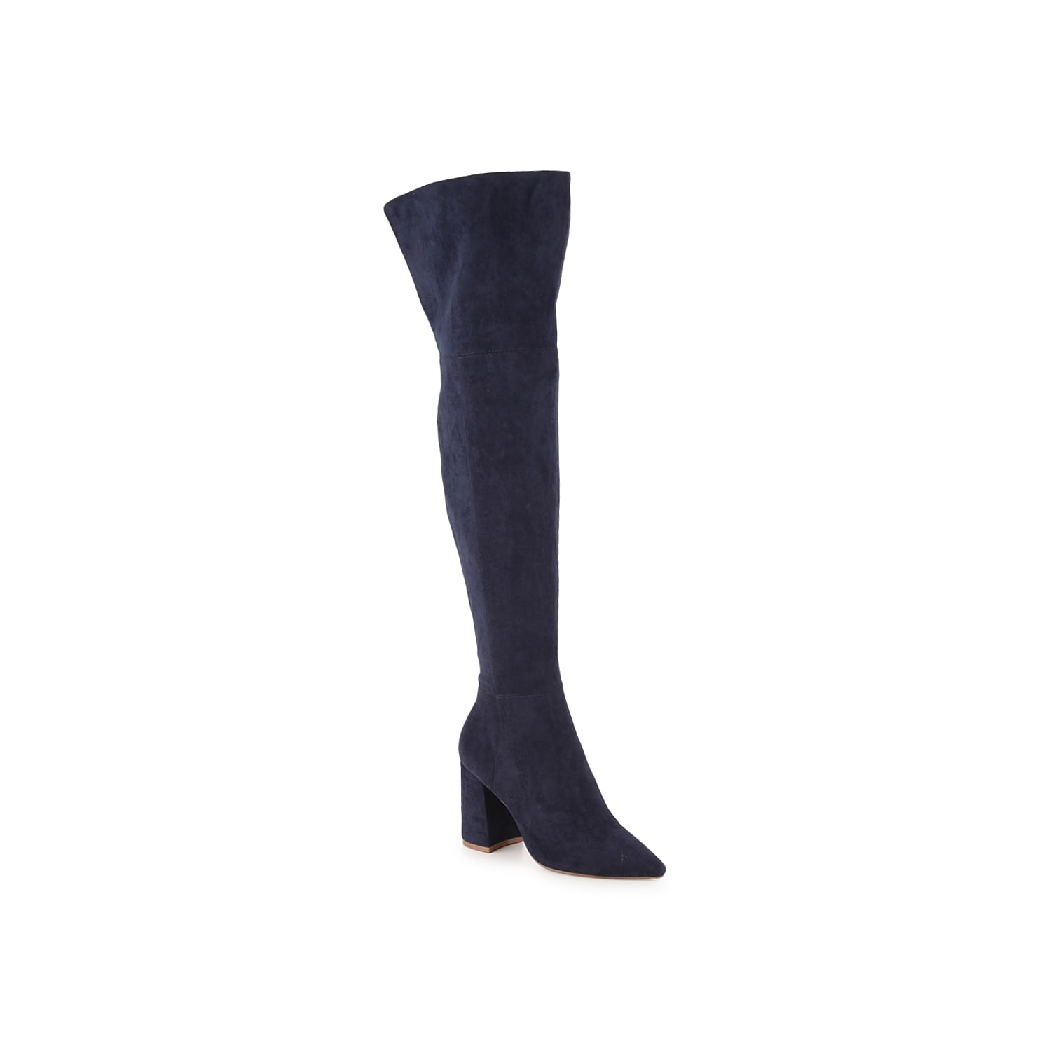 Perfect your ensemble when wearing the Viceroy over the knee boot from Charles by Charles David. This tall shaft is fashioned with a soft upper and will go great over jeans or paired with dresses! Click here for Boot Measuring Guide.