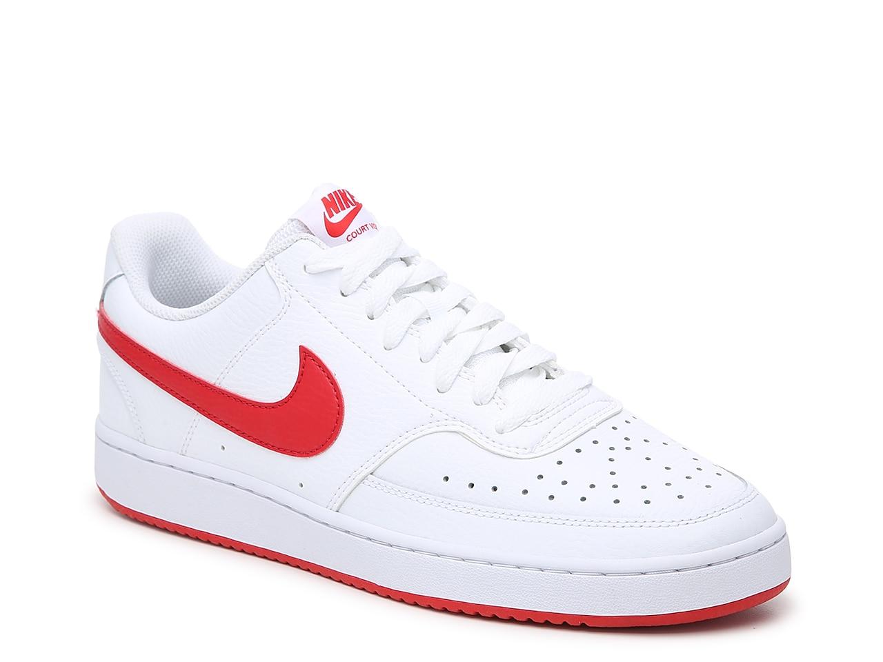 Nike Court Vision Low Basketball Shoe - Men's
