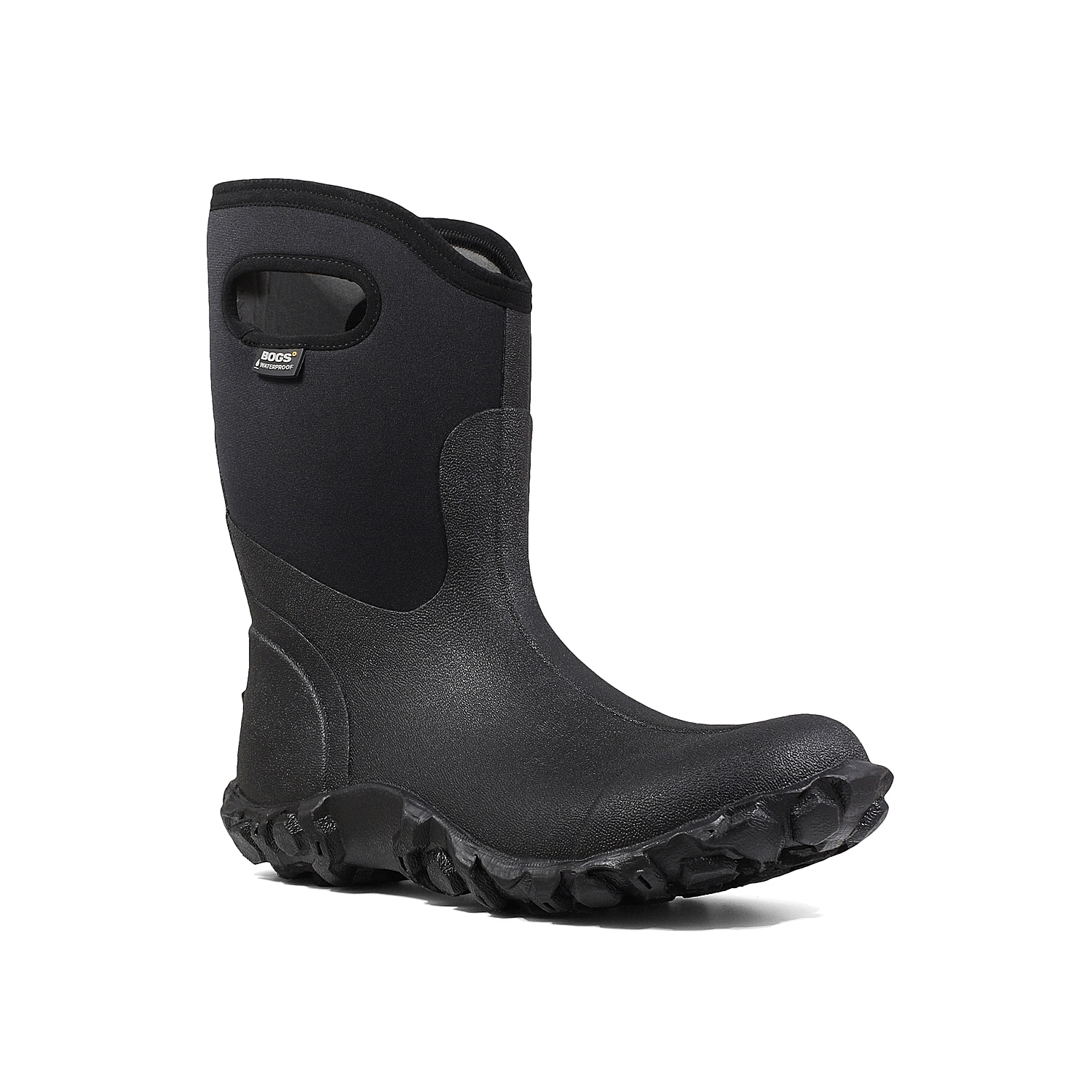 Whether through snow or rain, the Parker boot from Bogs will keep you cozy exploring the great outdoors. This mid-top pair features a waterproof construction and slip-resistant sole to keep you dry and safe at all times.