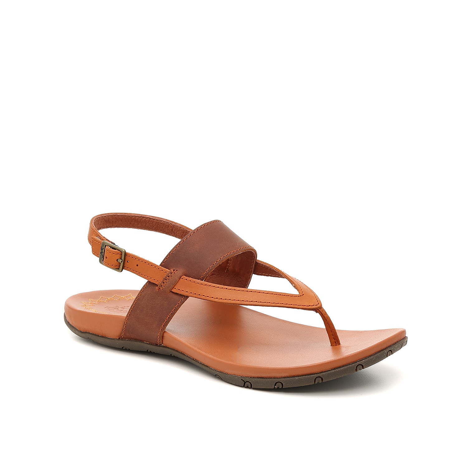 Get the support you need and the style you want with the Maya II sandal from Chaco. LUVSEAT™ technology and a non-marking ChacoGrip™ sole will make this leather pair your new go-to all season long.