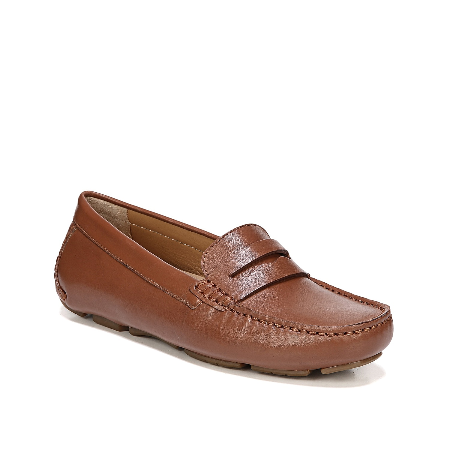 Simple lines and a classic silhouette will make the Natasha penny loafers a must-have in your wardrobe rotation. These slip-ons feature a rich leather construction and are topped off with an N5 Contour footbed for daylong support.