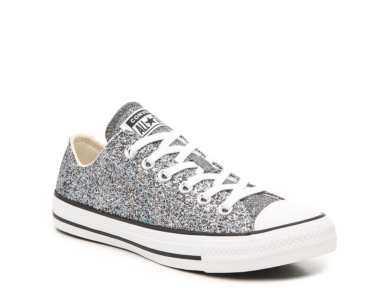 bedazzled chucks trainers
