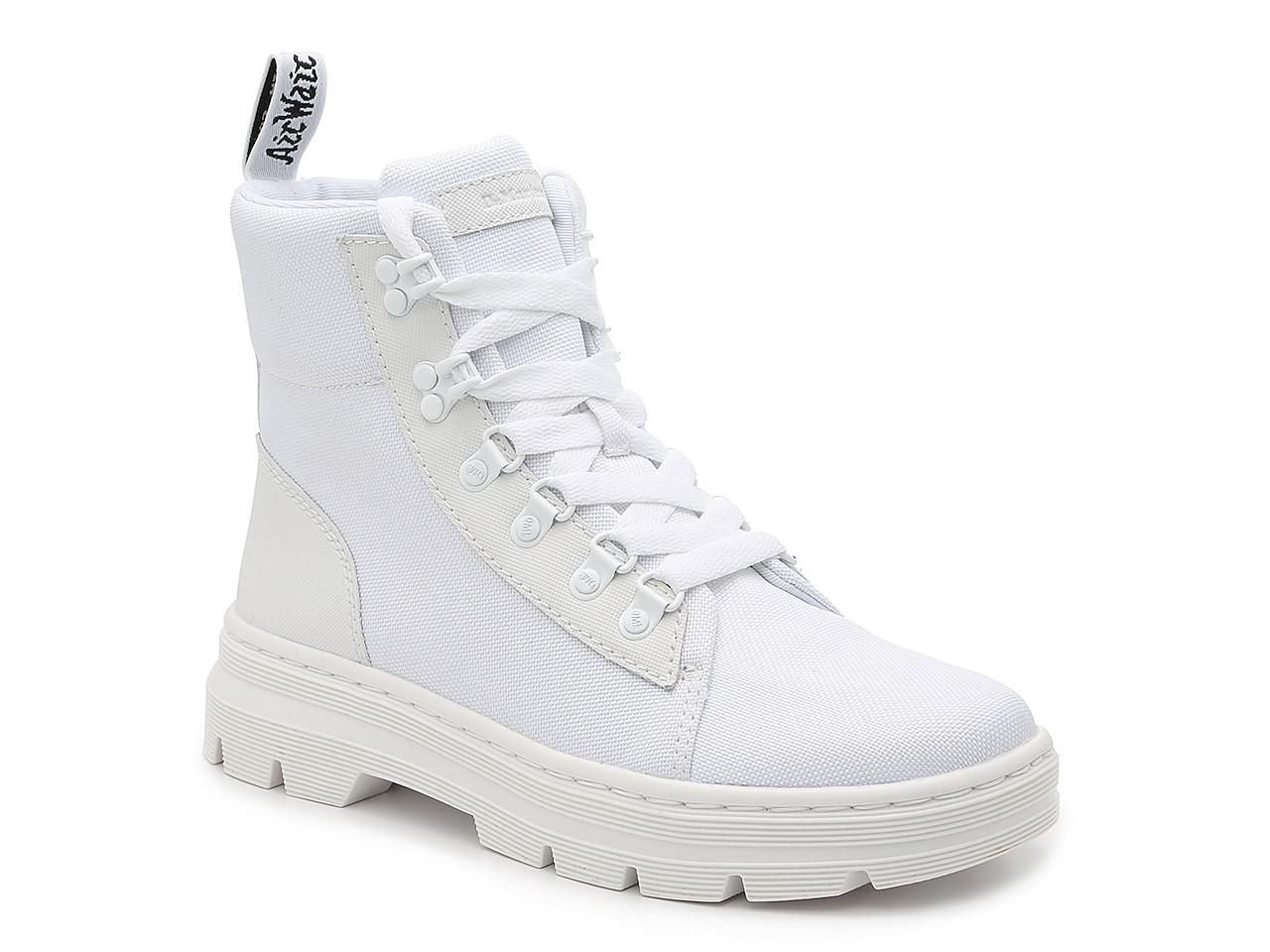 Dr. Martens Combs Platform Combat Boot - Women's