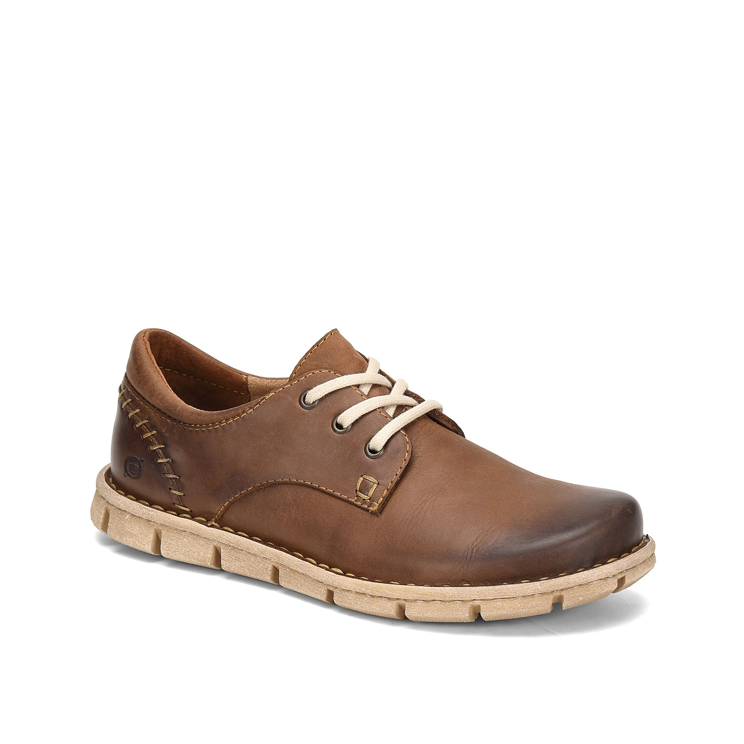 Crafted with a flexible outsole and cushioned footbed, the Berthold sneaker from Born propels you forward in comfort with a lightweight, stylish design.