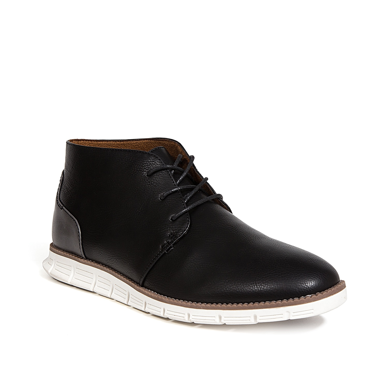 The Adrian chukka from Deer Stags looks like a boot but feels like a sneaker. With a memory foam footbed and EVA midsole, this lace-up will keep you comfortable everywhere you go.