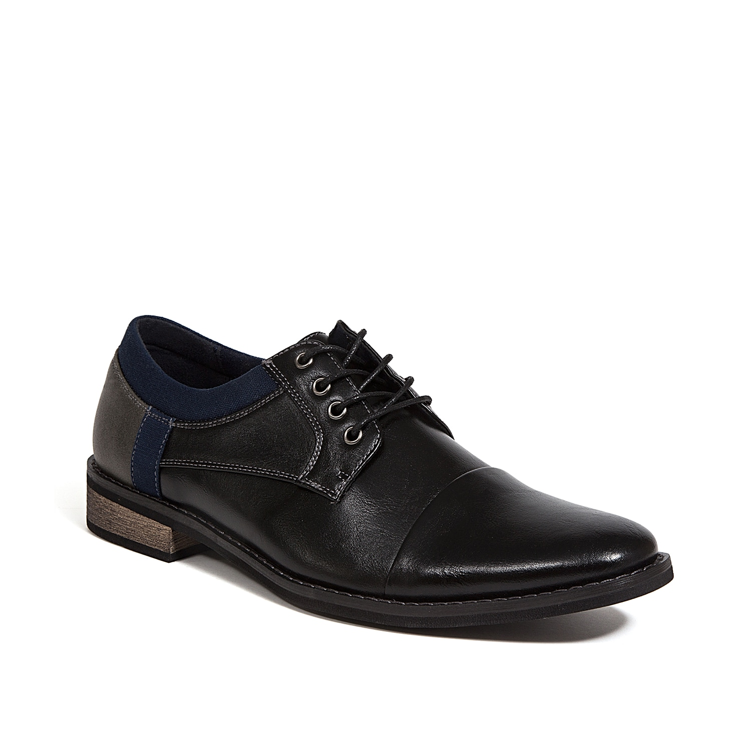 The Truckee cap toe oxford from Deer Stags rocks a classic design with modern updates. A memory foam footbed will keep you comfortable anywhere you go!