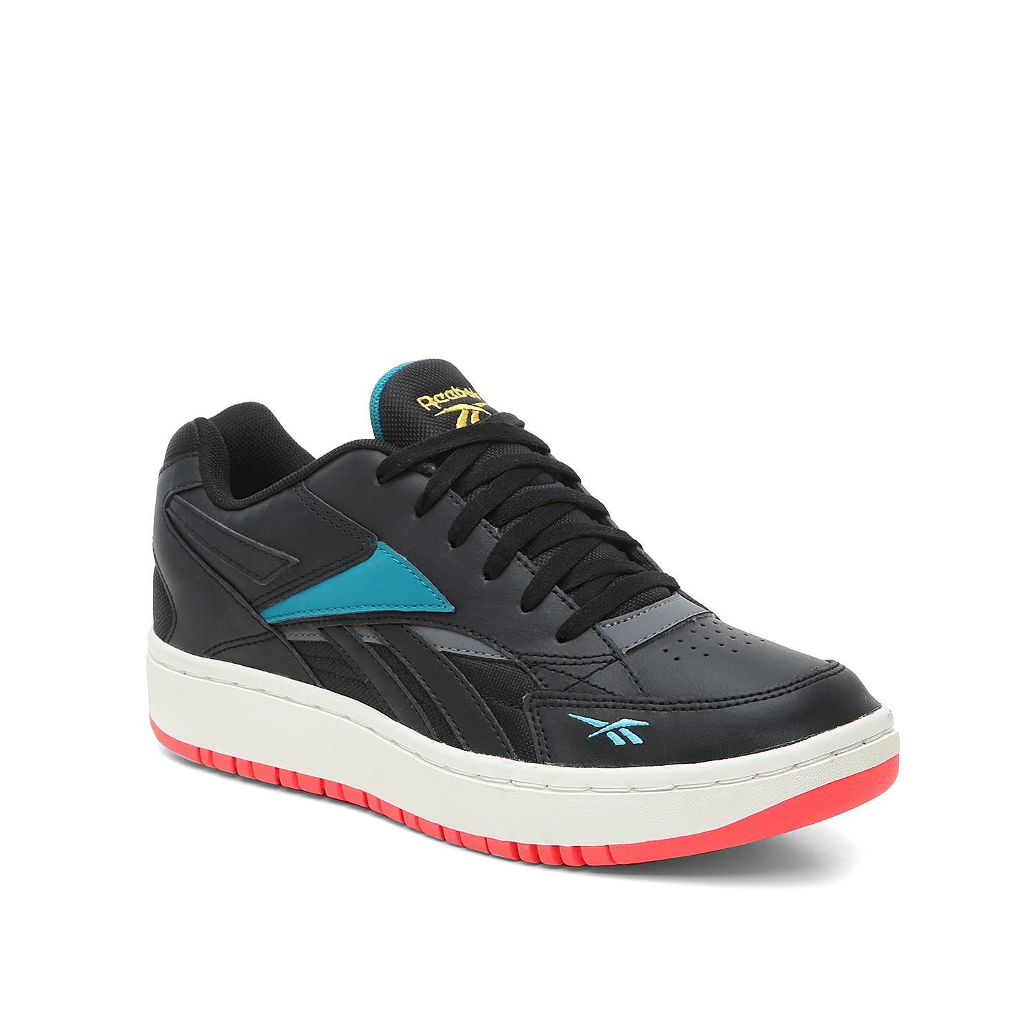 Freshen up your sporty look with the women\\\'s Court sneaker from adidas. This pair provides a snug fit for lasting comfort that gets you through each day.