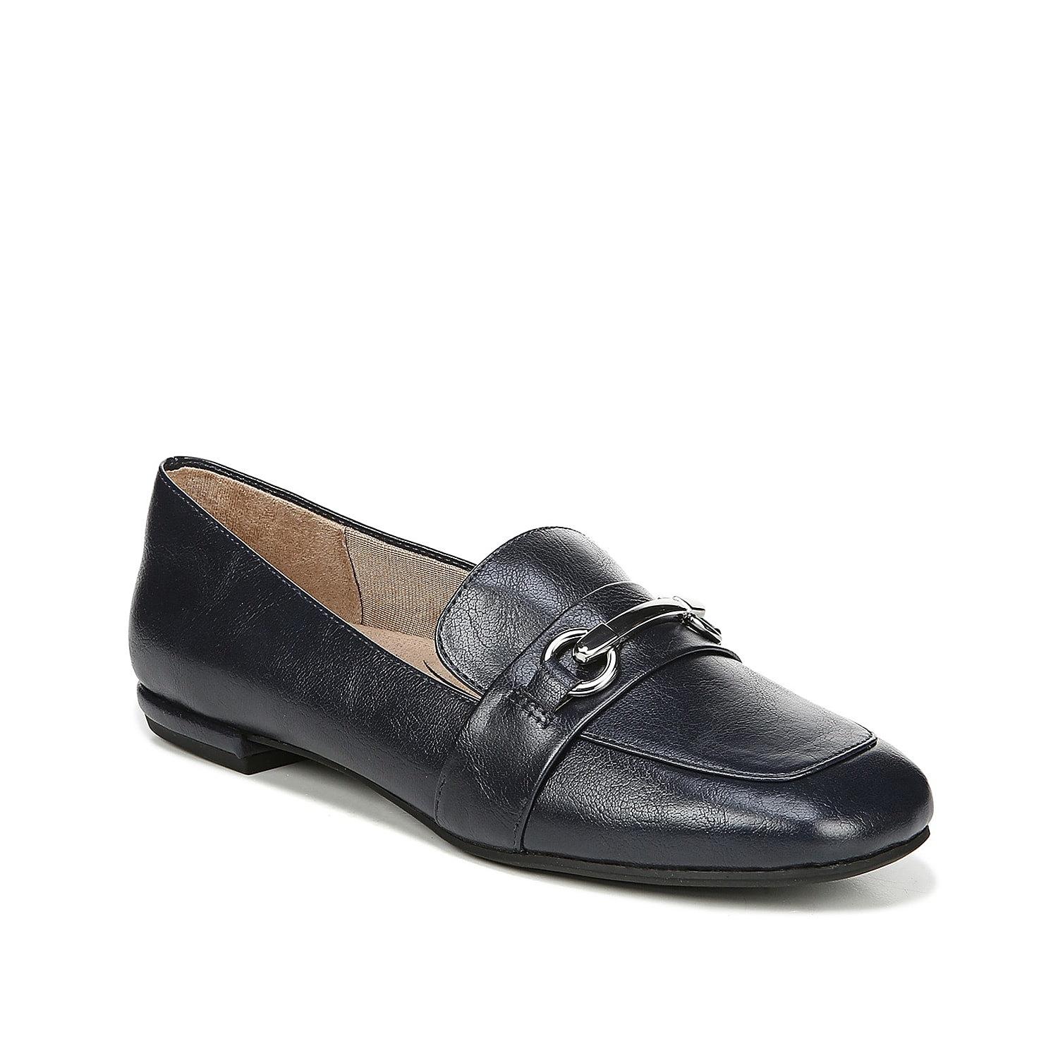 The Brie loafer from LifeStride will show off your sophisticated side. These slip-ons feature a classic bit detail and a contoured insole for daylong comfort.