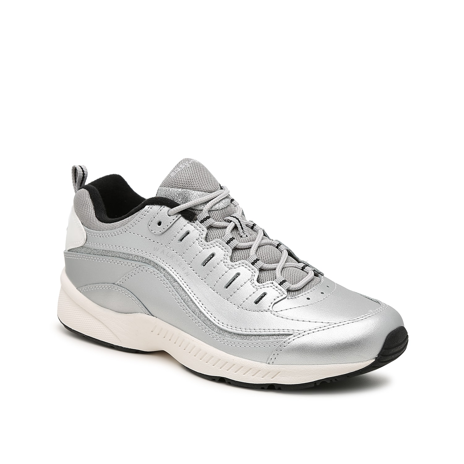 Get the support you need during your next walk or run with the women\\\'s Regine sneaker from Easy Spirit. A plush footbed and EVA midsole cushion every step for unstoppable comfort!