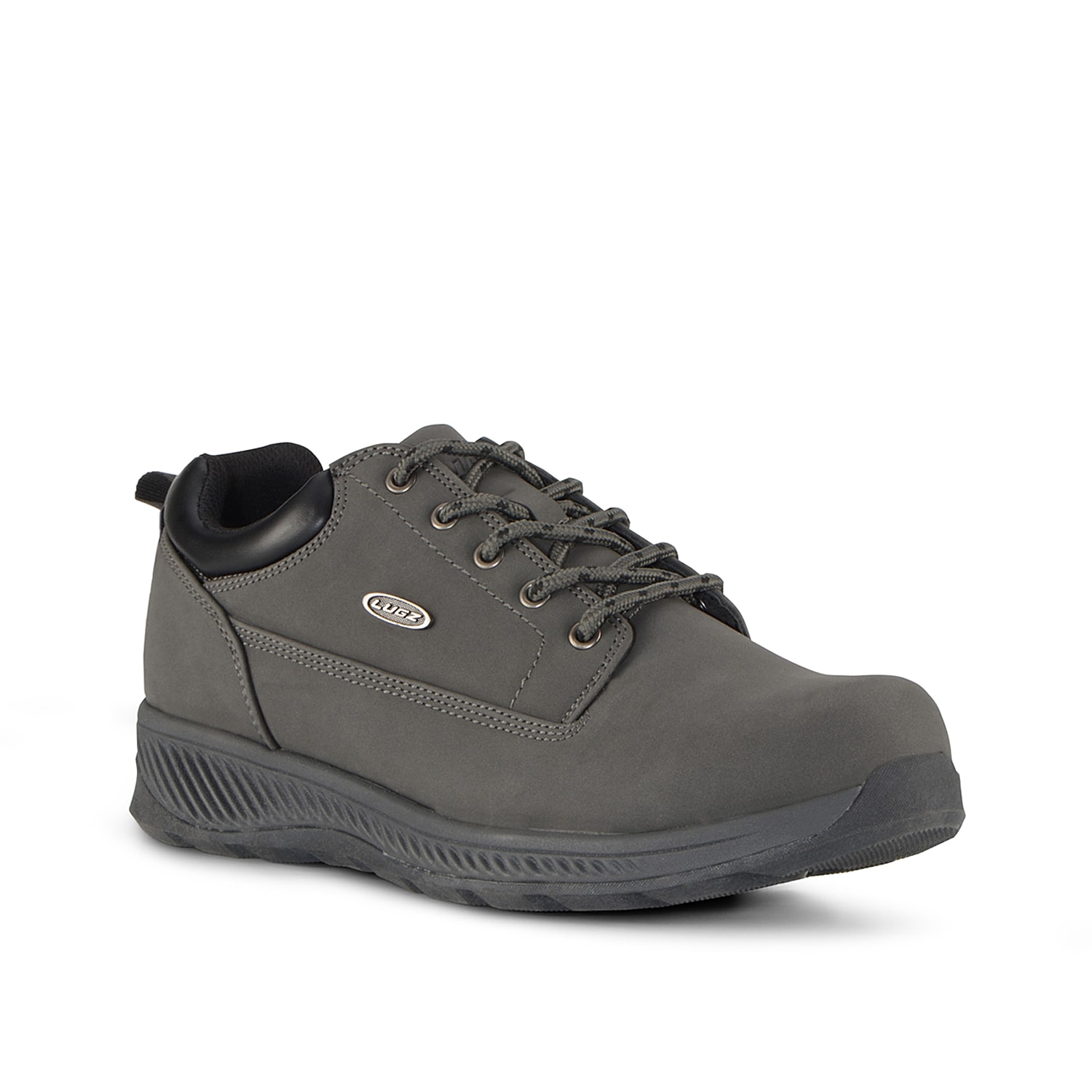 Once you put on the Bison sneaker from Lugz, you\\\'ll never want to take them off! A Flexastride memory foam footbed cushions every step while the slip-resistant sole ensures sturdy steps.