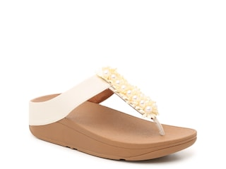 Deals on FitFlop Verna Wedge Sandal