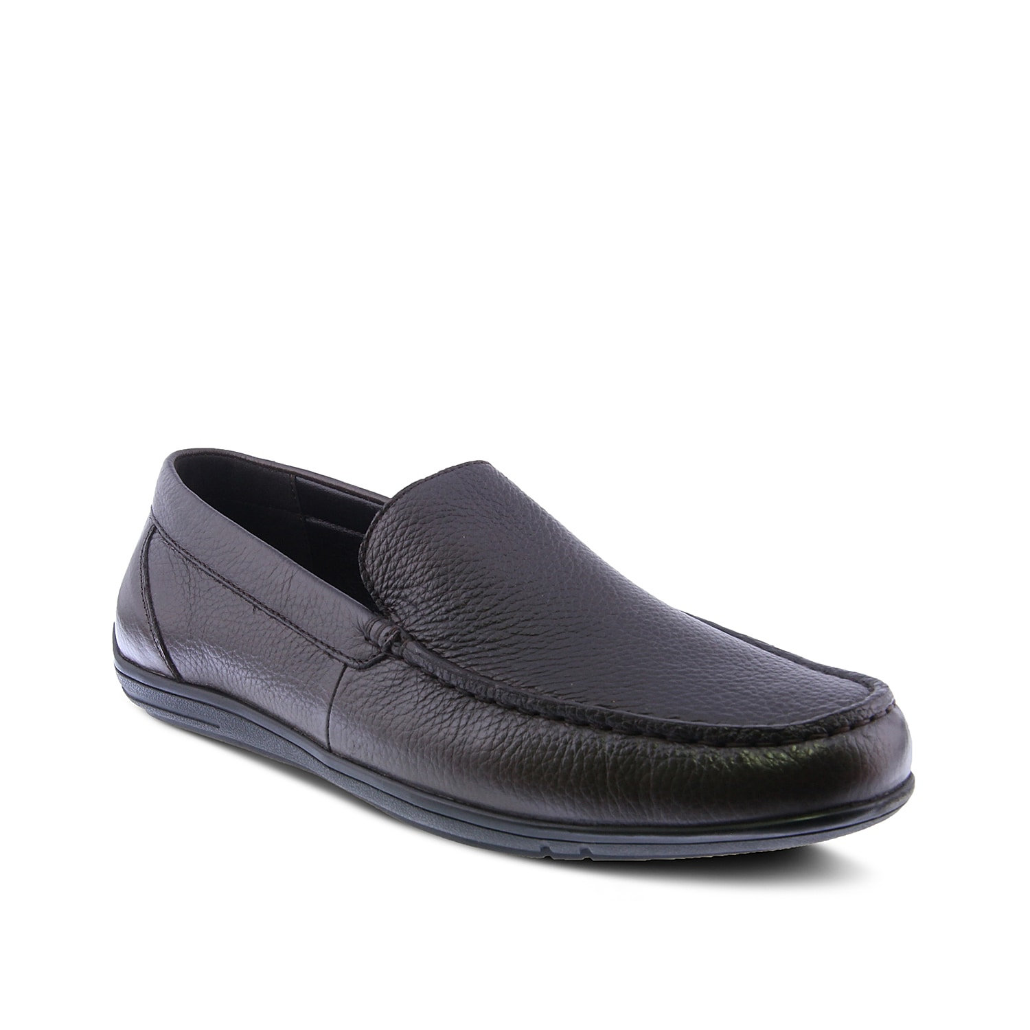 Slip into the Ceto loafer from Spring Step for casual sophistication. This driving moccasin features a leather lining for added comfort.