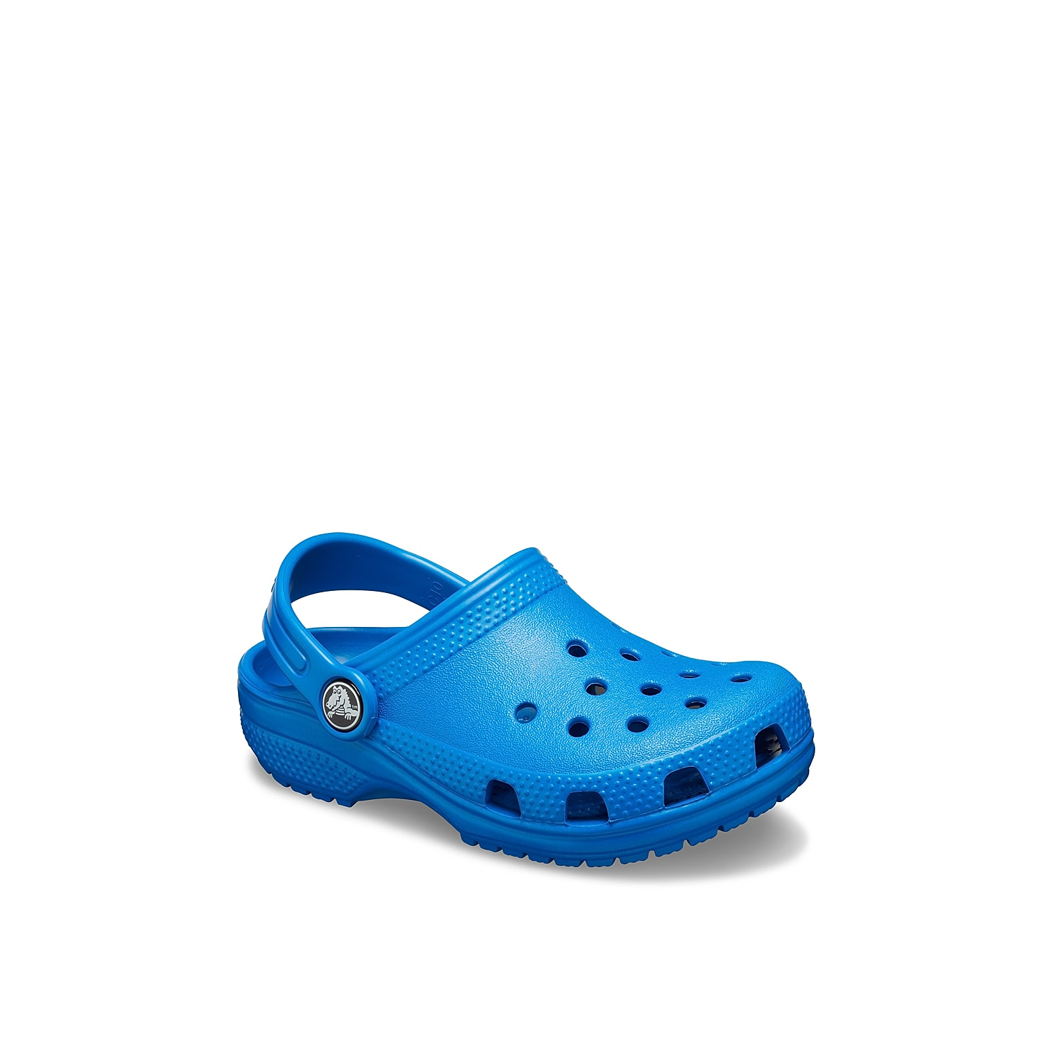 The original clog that started it all! The Classic clog from Crocs features a lightweight design and cushioned foam footbed that your little one will love. Not sure which size to order? Clickhereto check out our Kids' Measuring Guide! For more helpful tips and sizing FAQs, clickhere.